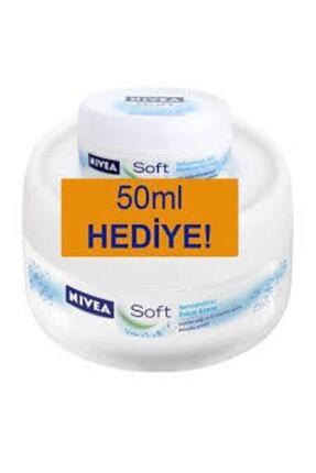 Nivea Krem Soft 300 Ml. 50 Ml. 1