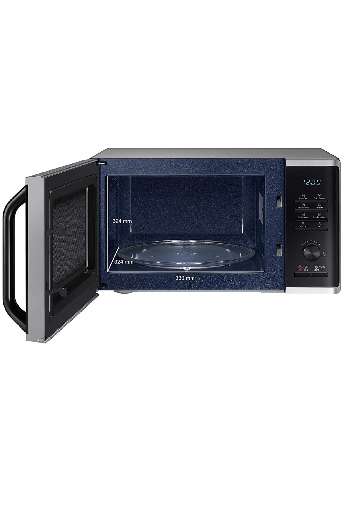 Samsung MS23K3515AS Gri 23 lt Mikrodalga Fırın 2