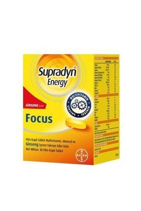 Supradyn Energy Focus 30 Tablet 0