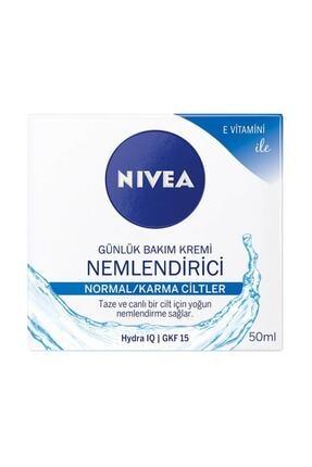 Nivea Nıvea Essentıals Canlandırcı Gündüz Kremi Normal Ciltler 50 ml 0