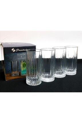Paşabahçe Elysia Su Ve Meşrubat Bardağı 280 Cc 4 'lü 520125 2