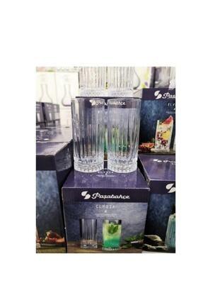Paşabahçe Elysia Su Ve Meşrubat Bardağı 280 Cc 4 'lü 520125 3