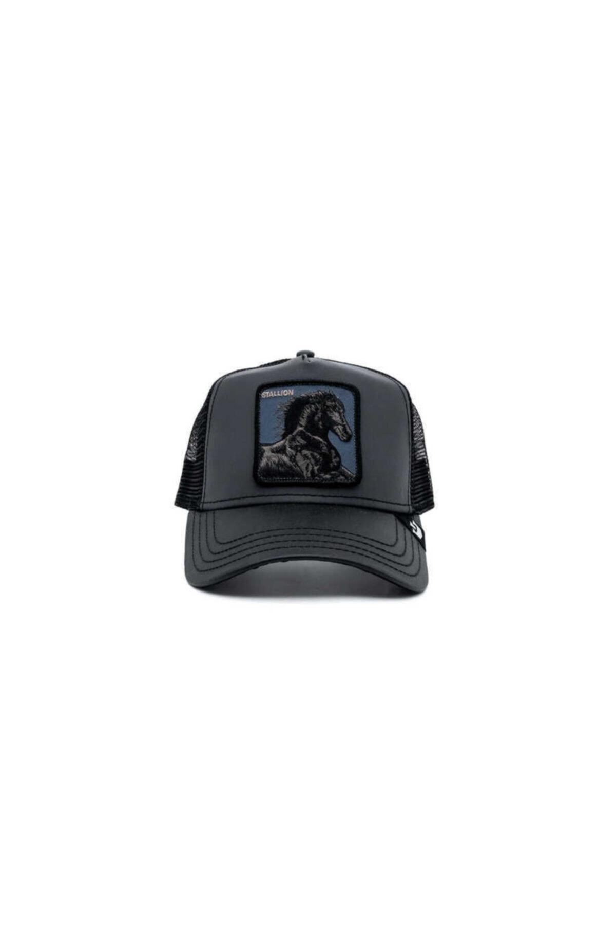 Unisex Siyah Ride That Stallion  Şapka 101-2679 Standart