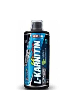 Hardline Thermo L-karnitin Sıvı 1000 ml - Yeşil Elma 0