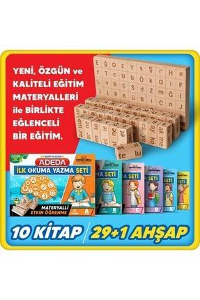 Adeda Yayınları Adeda Ilk Okuma Yazma Seti 2