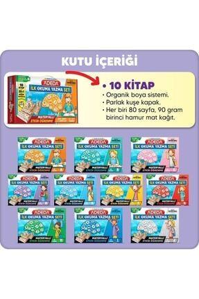 Adeda Yayınları Adeda Ilk Okuma Yazma Seti 3