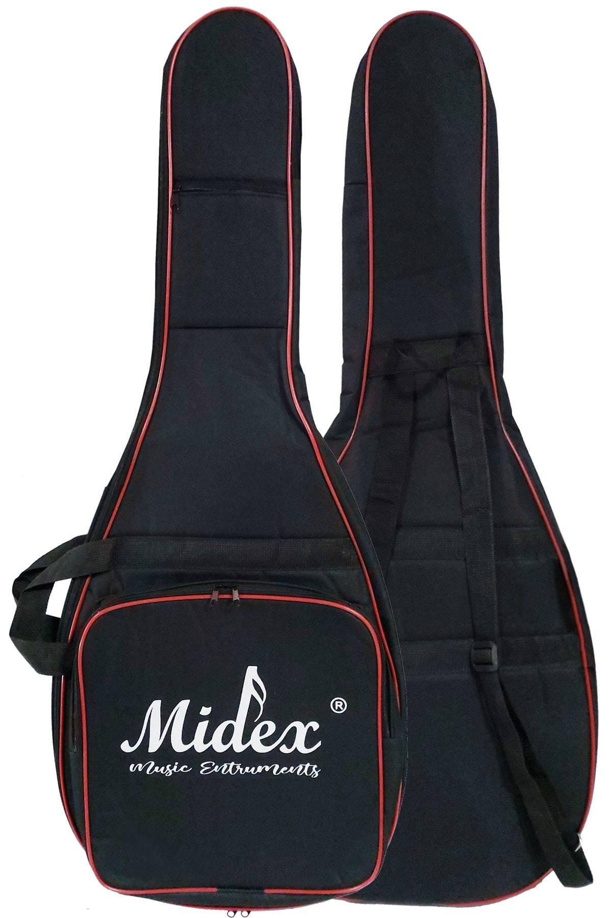 Midex Cls-40 Klasik Gitar Çanta Soft Case (KALIN KILIF)