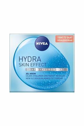 Nivea Cilt Bakım Seti Hydra Skin Effect 20 Saniyede Anında Maske + Hydra Skin Effect Jel Krem 50 ml 4