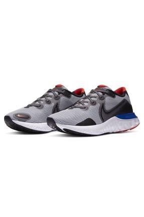 Nike Renew Run Erkek Siyah Koşu Ayakkabısı Ck6357-009 2