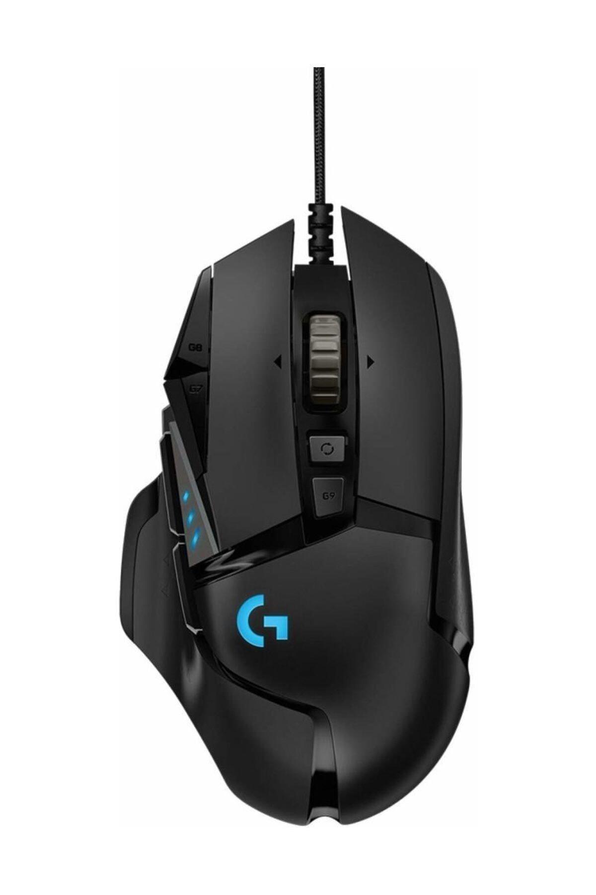 G502 Hero Sensörlü High Performance Kablolu Oyuncu Mouse 910-005471