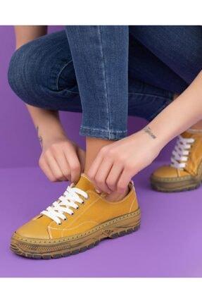 Espardile Kadın Ortopedik Taban Sneaker 1