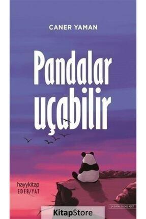 Hayykitap Pandalar Uçabilir Caner Yaman 0