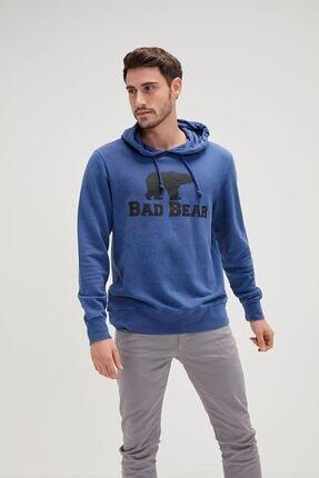 Bad Bear Erkek Indigo Sweatshirt 0