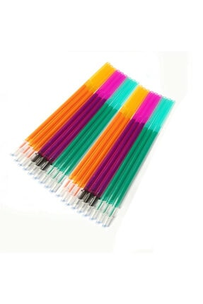 armex Isı Ile Uçan Kalem Ve 15 Adet Kalem Içi Karışık 3 Renk 0.5 Mm 0