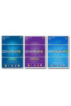 Tonguç Akademi Tyt Matematik İlk 12 Son 10 Konu Problematik Set 2020 0