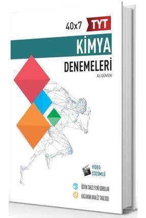 Hız ve Renk Tyt Kimya 40x7 Denemeleri Yayınları 0