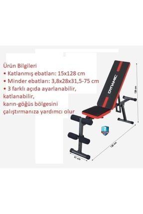 Dynamic Prime Egzersiz-mekik-ağırlık-bench Sehpası 1
