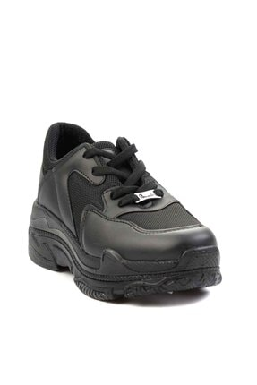 Bambi Siyah Kadın Sneaker K01836001009 2