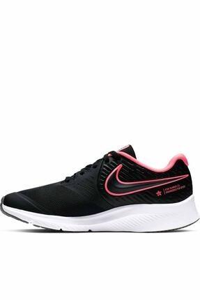 Nike Kadın Siyah Spor Ayakkabı Aq3542-002 1