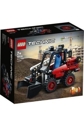 LEGO Technic Nokta Dönüşlü Yükleyici 42116 0