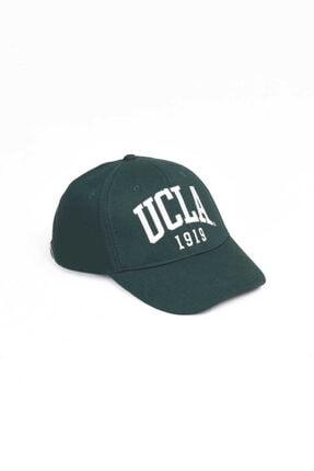Ucla Unısex Yeşil Baseball Cap Ballard Şapka 2