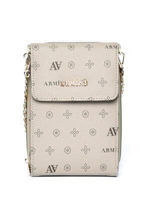 Armine Kadın Vizon Zincir Askılı Çanta 1