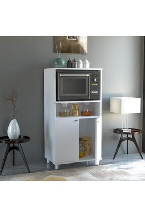 AVES MOBİLYA Fırın Dolabı Çok Amaçlı Mutfak Dolabı 0