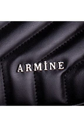 Armine Kadın Siyah Askılı Günlük Çanta 2