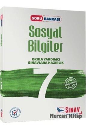 Sınav Yayınları Sınav 7.sınıf Sosyal Bilgiler Soru Bankası 0