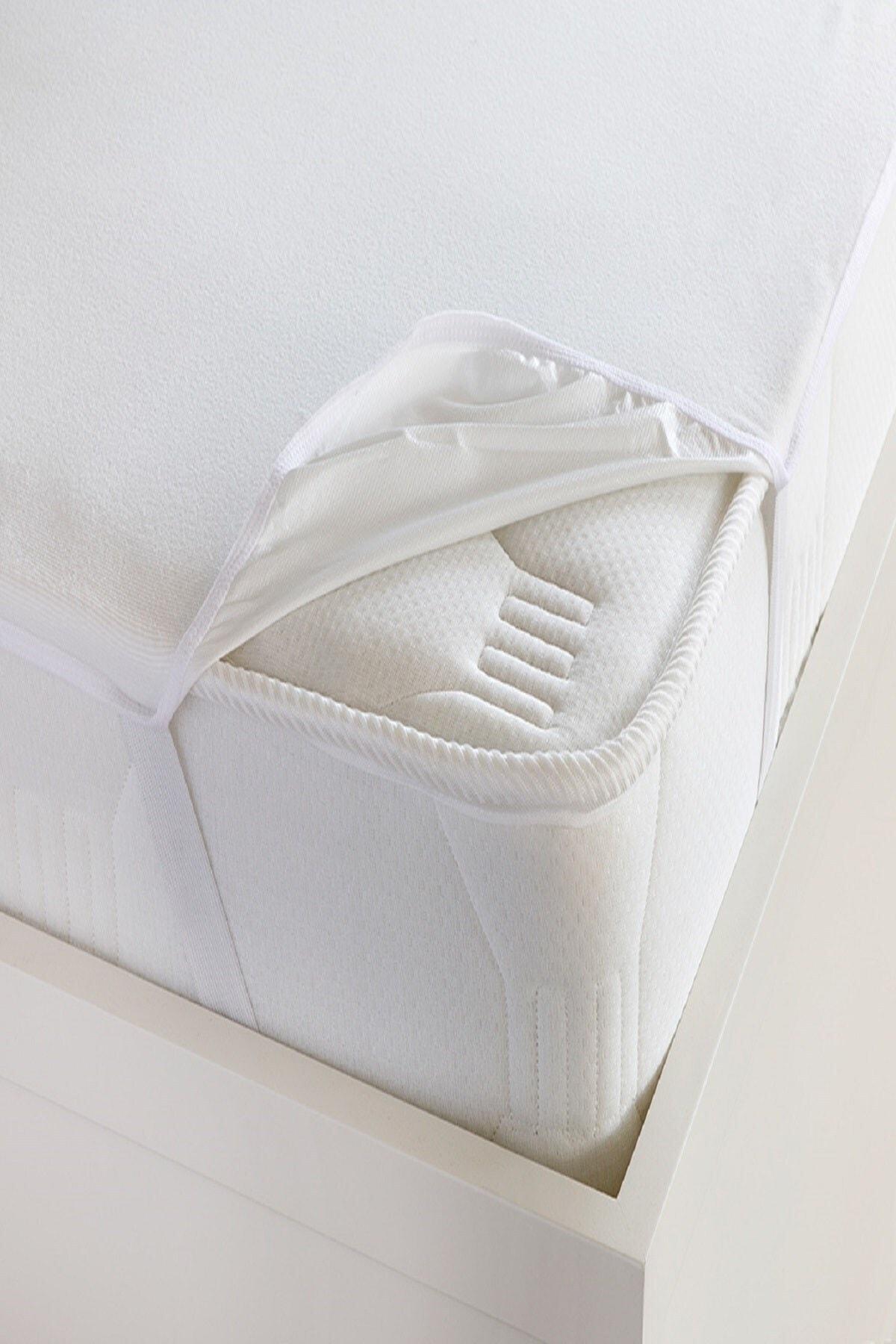 Limon Soft Tek Kişilik Comfort Pamuklu Sıvı Geçirmez Alez