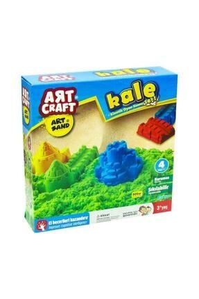 DEDE Art Craft Kale Kinetik Kum Seti 500gr 0