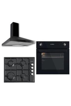 Luxell Basic Siyah Set 0