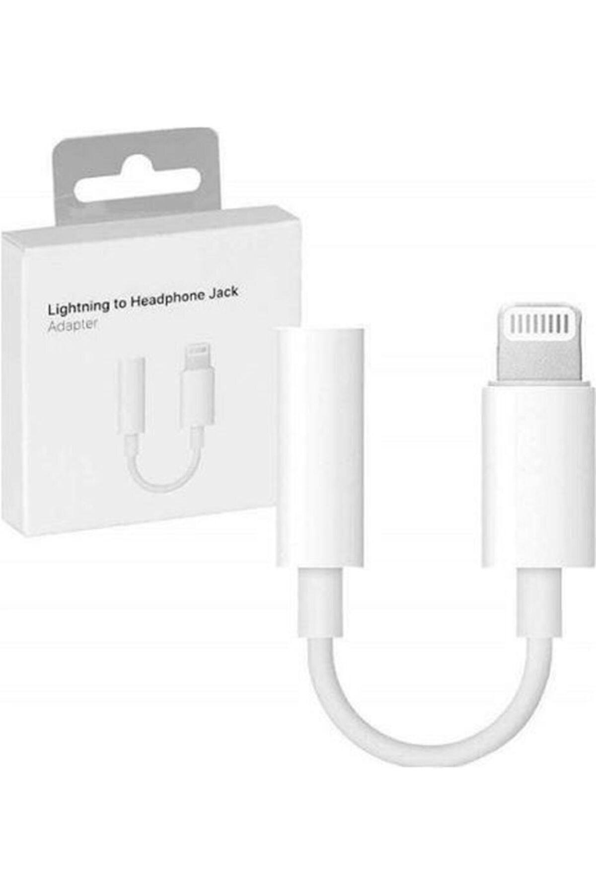 Di Aksesuar Iphone 6 7 8 Plus X 11 Pro Max Aux Kulaklık Çevirici Kablo Adaptör Bluetooth Bağlantı