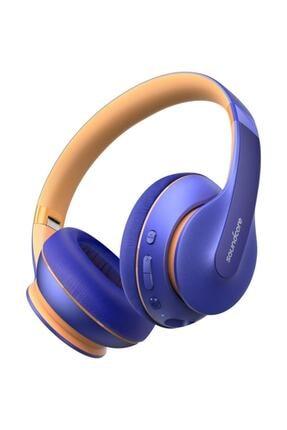 Anker Soundcore Life Q10 Kablosuz Bluetooth Kulaklık Mavi 0