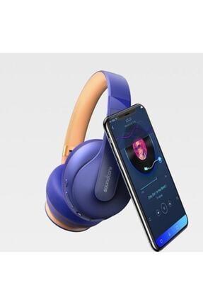 Anker Soundcore Life Q10 Kablosuz Bluetooth Kulaklık Mavi 3