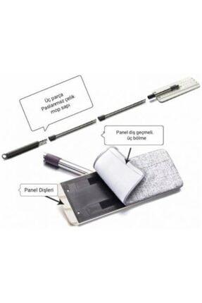 OZSAM Evdeyoksamop 5 Bez Tablet Mop Yeni Nesil Genel Temizlik Paspas Kova Seti Yer Yüzey Duvar Silme 4