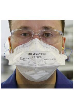 3M 9152e Solunum Koruyucu Maske 15 Adet Mfa202194 3