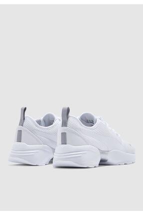 Puma Sirena Sport Kadın Beyaz Spor Ayakkabı 370550 02 1