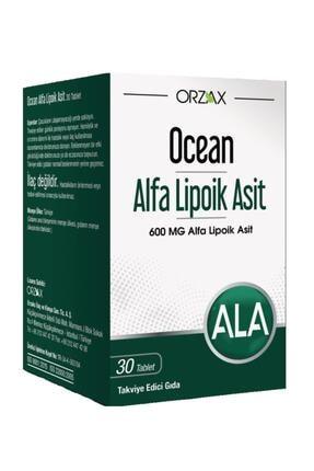 Ocean Alfa Lipoik Asit 600mg Kapsül 0