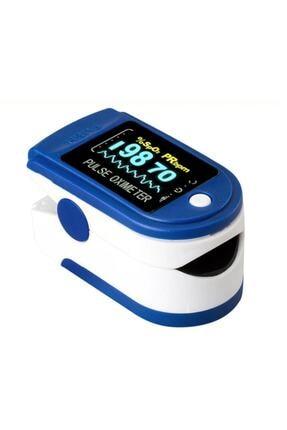 PULSE Parmak Tipi Oksimetre Kan Oksijen Nabız Ölçer Oximeter 1
