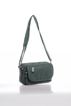 Smart Bags Smbky1189-0005 Haki Kadın Çapraz Çanta 1