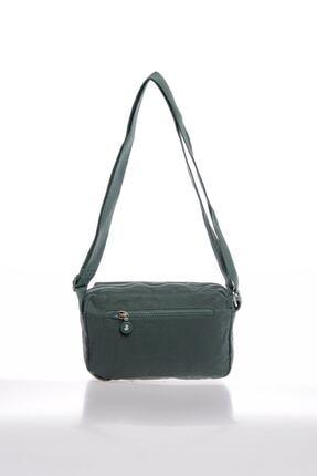 Smart Bags Smbky1189-0005 Haki Kadın Çapraz Çanta 2
