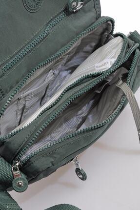 Smart Bags Smbky1189-0005 Haki Kadın Çapraz Çanta 3