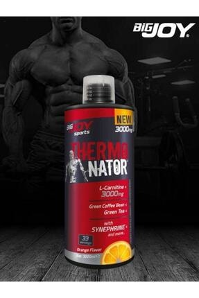 Big Joy Bigjoy Thermo Nator L-carnitine 3000 Mg 1