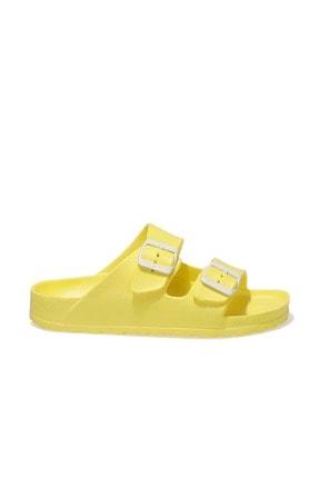 Polaris 400367.Z1FX Sarı Kadın Terlik 101026992 1