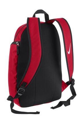 Nike Unisex Kırmızı Sırt Çantası Ba5501-657 Acdmy Team Bkpk 1