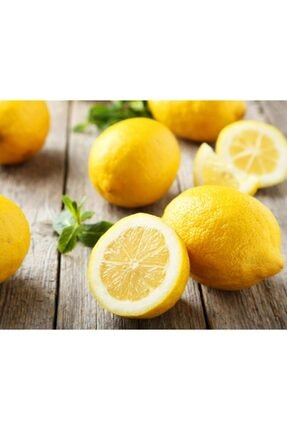 TROPİK SEPETİ Antalya Limonu - 3 Kg 1