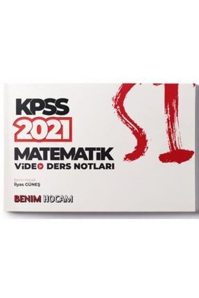 Benim Hocam Yayınları 2021 Kpss Matematik Video Ders Notları 0