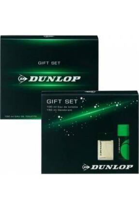 Dunlop Yeşil Classic Edt 100 ml  Erkek Parfüm + 150 ml Deodorant 1