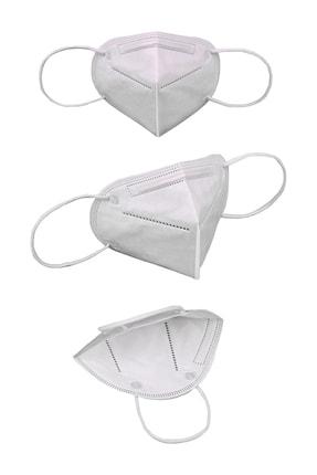 POETİC N95 Koruyucu Maske 40 Adet 123n95poe40 4